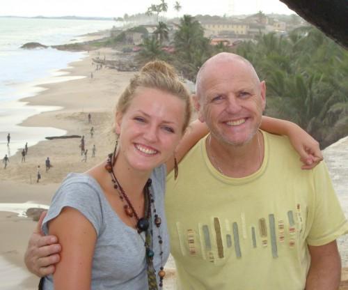 Sänna - Louise & Dad