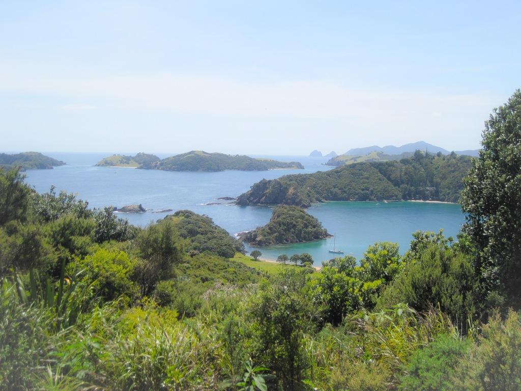 Sänna - Bay of Islands