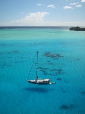 Sänna In Bora Bora