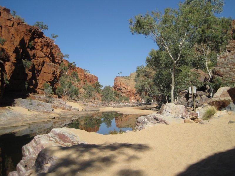 Sänna - Outback