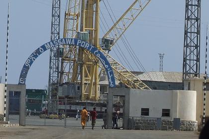 Sänna - The port of Port Massawa