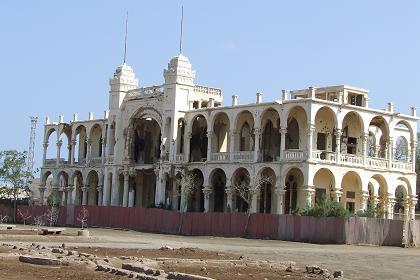 Port Massawa Sänna