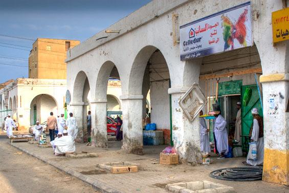 Port Sudan - Sänna