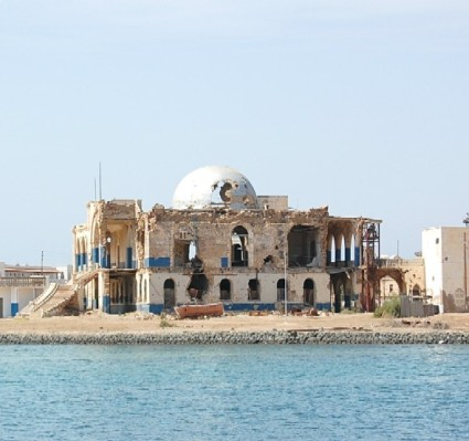 Sänna - Port Massawa, Eritrea