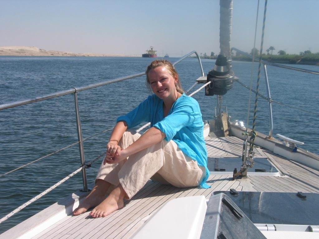 Sänna - Suez Canal