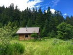 Louise Ungless Kennel Creek Cabin