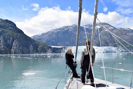 Sänna - Leighton & Lynda, Glacier Bay, Alaska