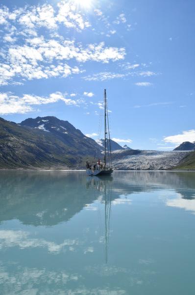 Reid Inlet, Glacier Bay, Alaska