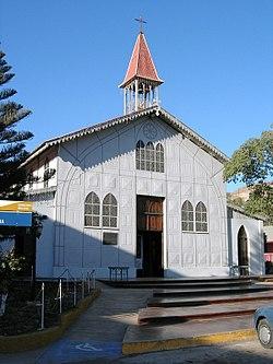 Sänna - Santa Rosalia Church, Mexico