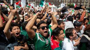 Sänna - Mexico World Cup