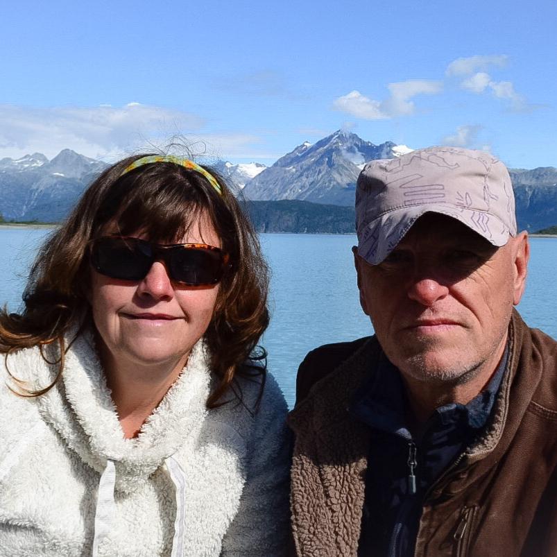Sänna - Dave & Marie, Hoonah, Alaska