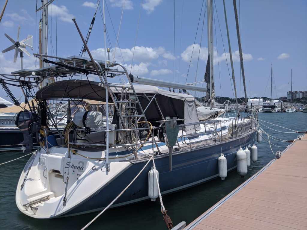 Sänna - Vista Mar, Panama