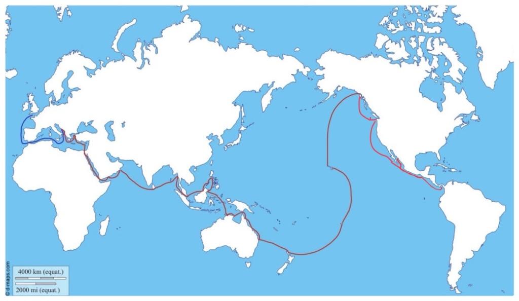 Sänna voyage Panama