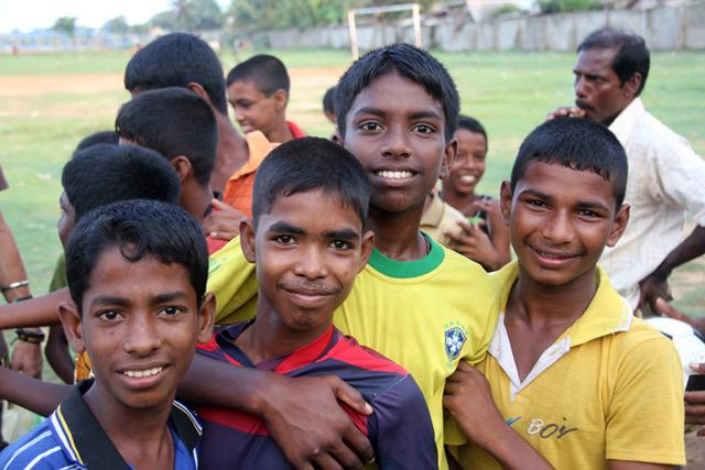 Sänna - Sri Lanka boys