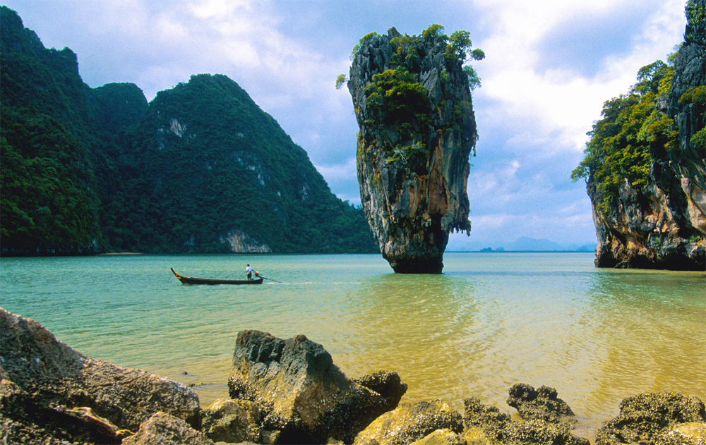 Sänna - James Bond Island, Thailand