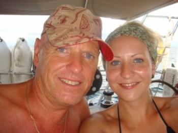 Sänna - Dad & Lauren, Thailand 2009