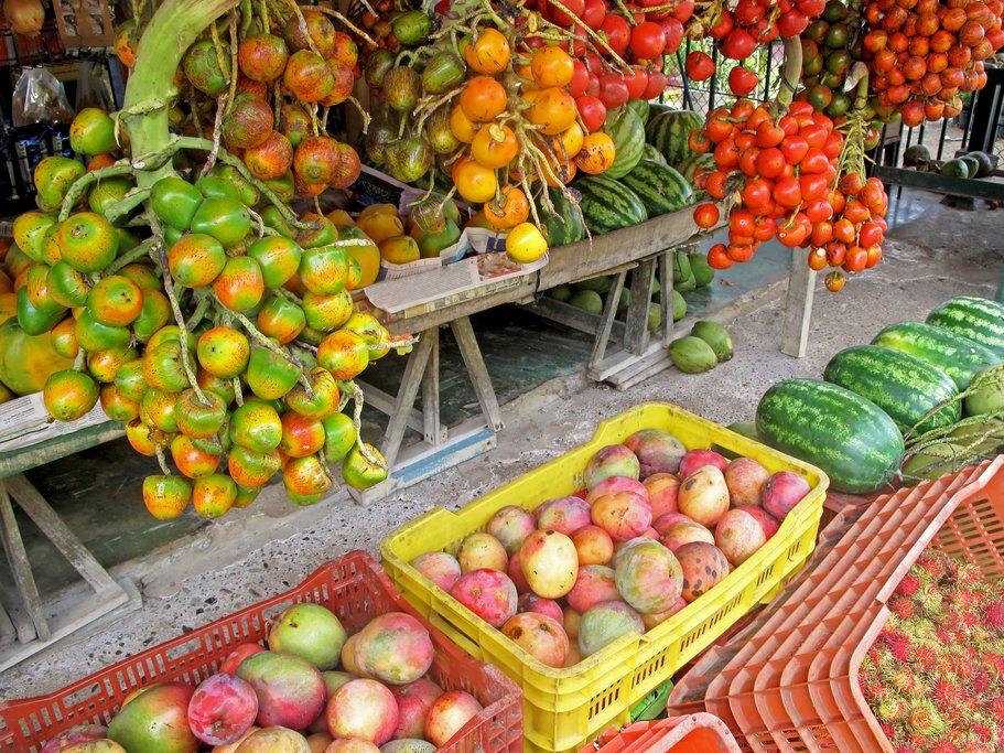 Sänna - Food markets Costa Rica