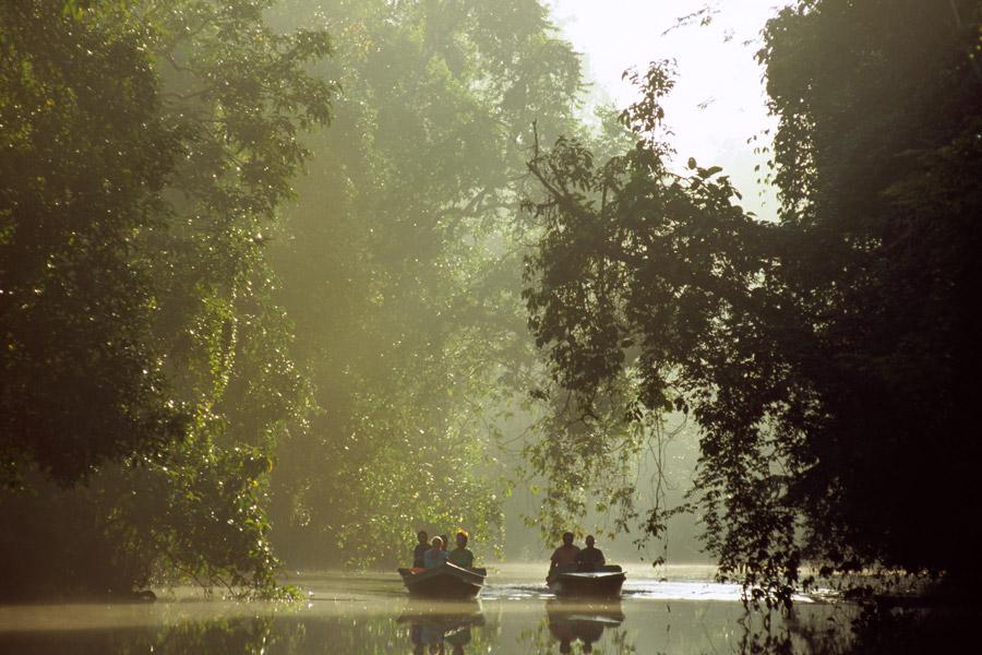 Sänna Kinabatangan River