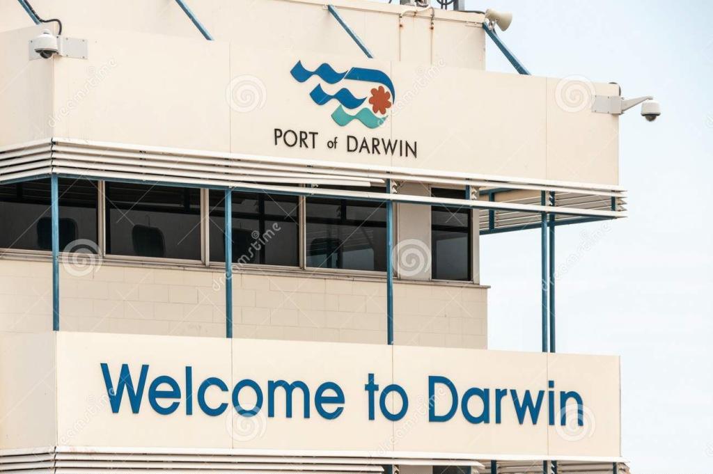 Sänna - Darwin