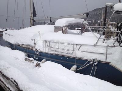 Sänna - Hoonah Snow